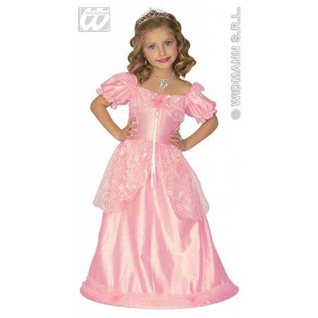 Kleine roze Prinsessen kleding kind