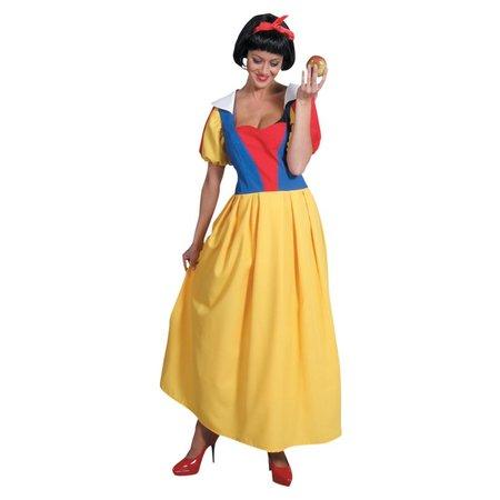 Sprookjes prinses jurk lang elite