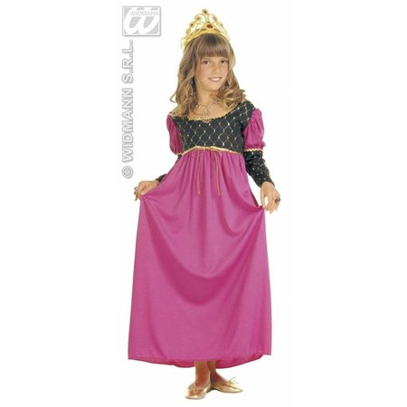 Koningin Prinses jurk kind