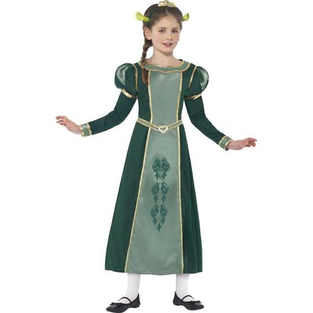 Shrek Prinses Fiona kostuum kind