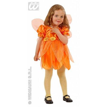 Kleine Fee oranje bloem