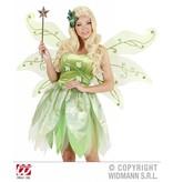 Maxi Vleugel groen glitter