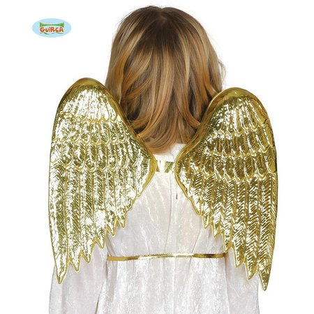Engelen vleugels goud kind