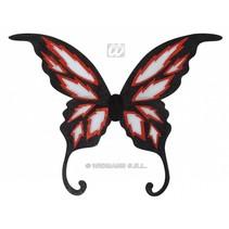 Maxi glitter vleugel