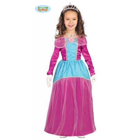 Prinsessenjurk Kind Lang