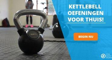 Kettlebell oefeningen voor thuis