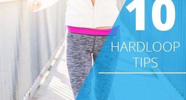 10 hardloop tips