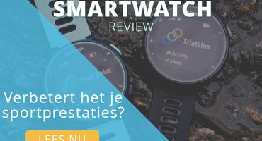 Helpt sporten met een smartwatch?