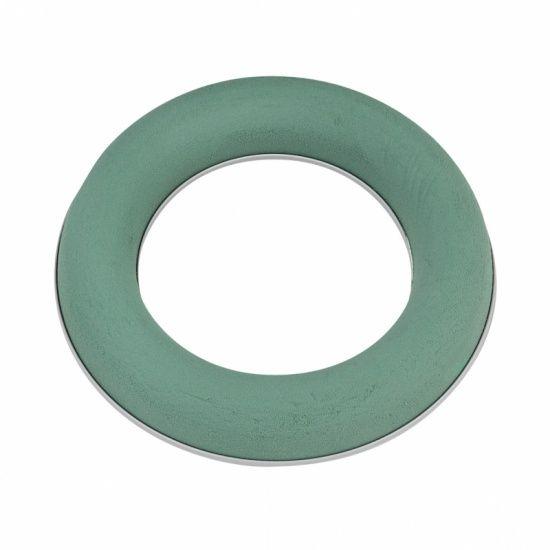 OASIS® FLORAL FOAM Ring-Krans Ø20x3,5cm | 6 stuks