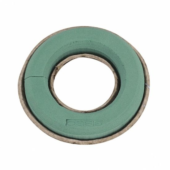 OASIS® BIOLIT® Ring-Krans Ø24x4,5cm | 4 stuks