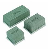 OASIS® ECObase® Blok 11x11x8,5cm | 4 stuks