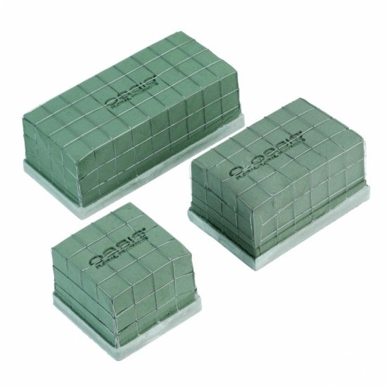 OASIS® ECObase® Blok 24x11x8,5cm | 4 stuks