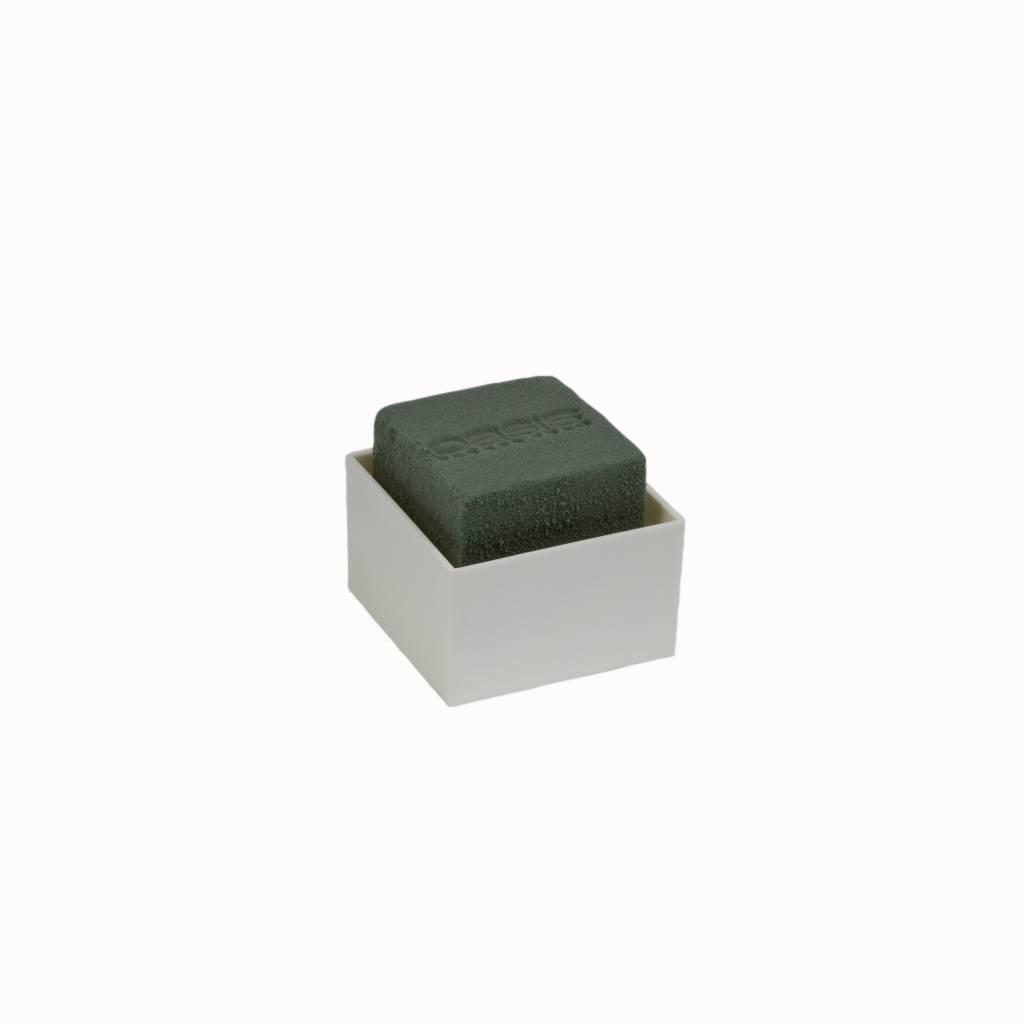 OASIS® FLORAL FOAM Table Design Neo Mini 6x6x5,5cm   24 stuks