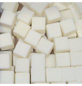 OASIS® RAINBOW® Mini Cubes 2x2x2cm - Ivory | 300st