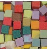 OASIS® RAINBOW® Mini Cubes 2x2x2cm - Harlekin(mix) | 300 stuks