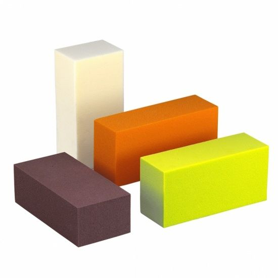 OASIS® RAINBOW® Blok 23x11x8cm - Gold | 4 stuks