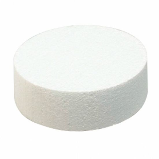 OASIS® STYROPOR Cake Dummie Ø15x7cm   1 stuks