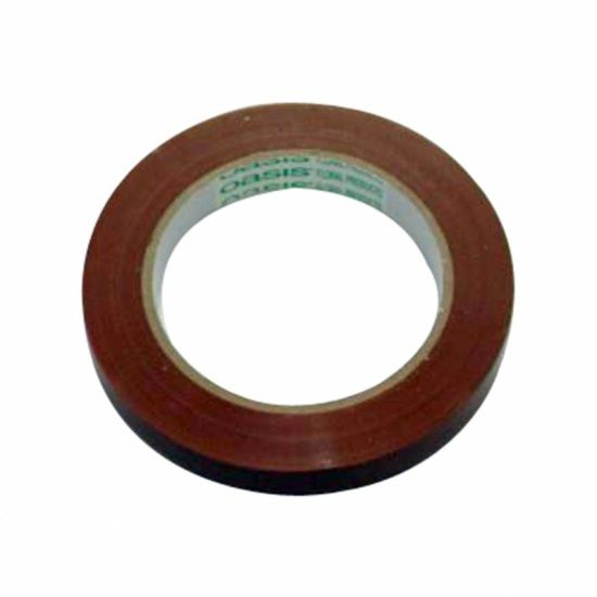 OASIS® FLORAL PRODUCTS PVC Tape Groen 15mmx 33m   10 stuks
