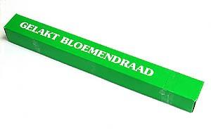 H&R Groen Gelakt Steek Draad Ø0,80x400mm | 2kg