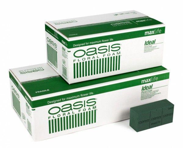 OASIS® Steekschuim Maxlife - Persbericht: Revolutionair Steekschuim