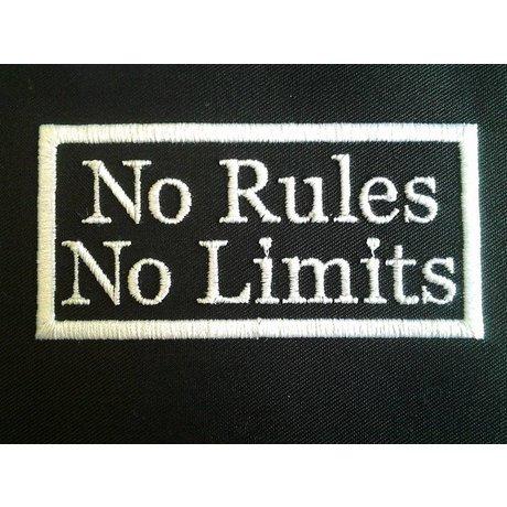 No rules No limits