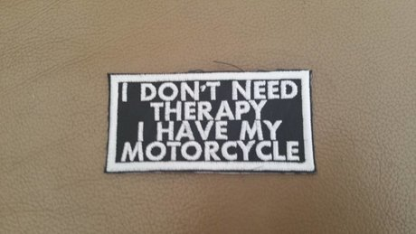 I don't therapy