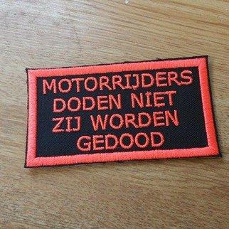 Motorrijders doden niet