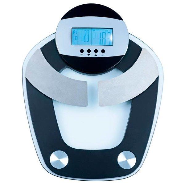 Digitale weegschaal met lichaamsvetmeter