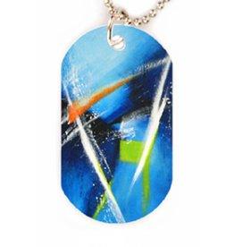 Halskette mit PicTag-Anhänger: Innere Kraft