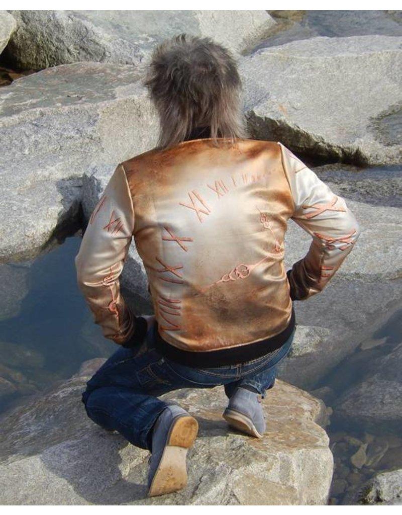C.Fischer Stylische Designer Bomberjacke: Zeitgeist