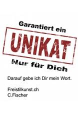 C.Fischer stylisches Badetuch: Botschaft