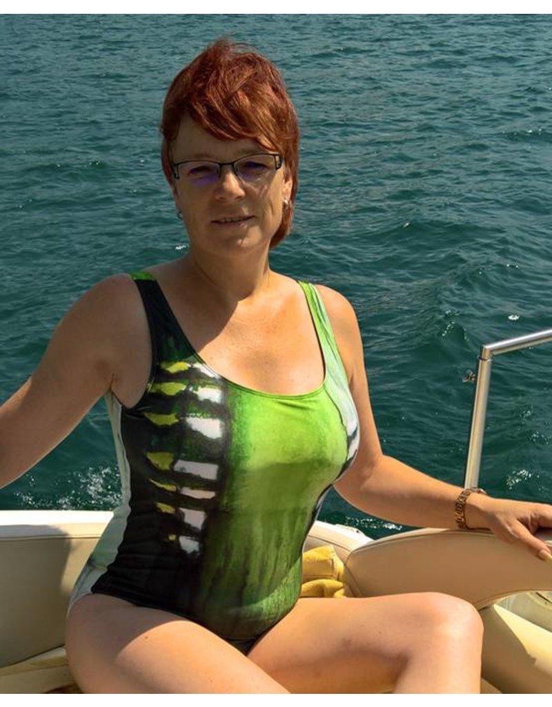 C.Fischer Stylischer Designer Bikini: Weg der Hoffnung