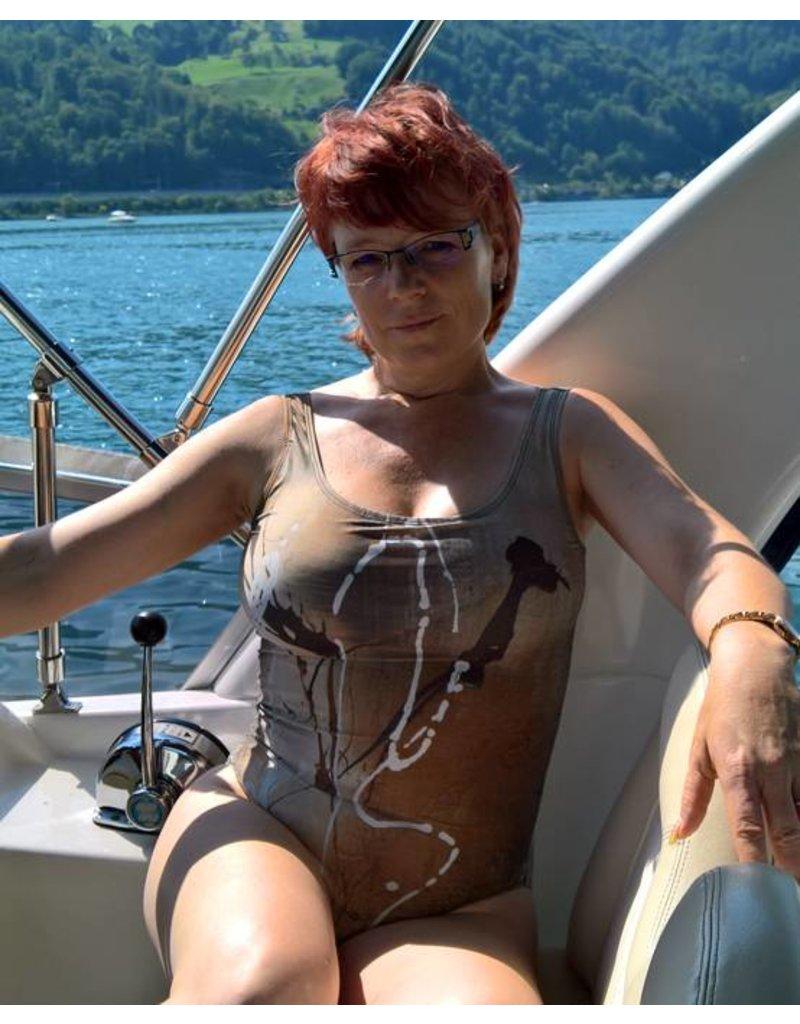 C.Fischer Luxuriöser Designer Bikini 'Herbstgeflüster'