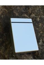 C.Fischer Designer Zigarettenbox: Botschaft