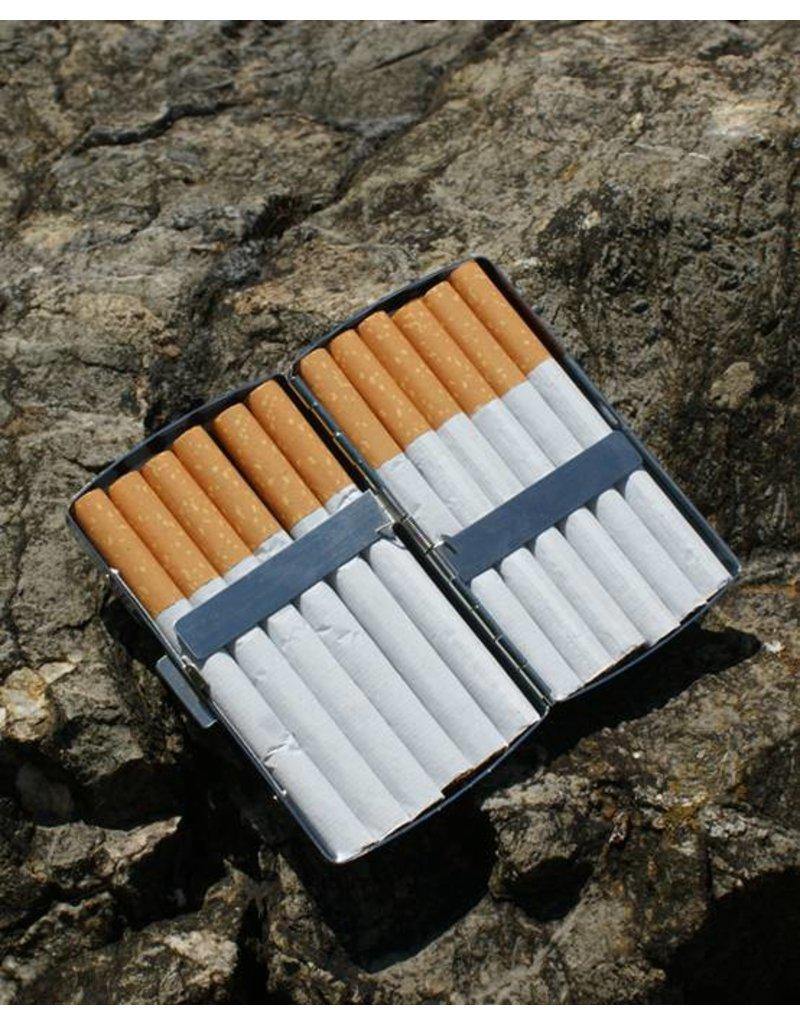 C.Fischer Zeitlos elegantes Designer Zigarettenetui 'Ausbruch'