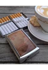C.Fischer Designer Zigarettenetui: Zeitgeist