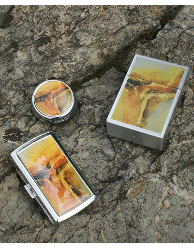C.Fischer Unverzichtbar: Designer Zigarettenbox 'Ausbruch'