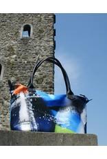 C.Fischer Designer Shoppertasche mit Reissverschluss 'Insel der Träume'
