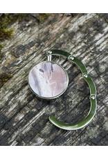 C.Fischer Faszinierender Designer Taschenhalter 'Herbstgeflüster'