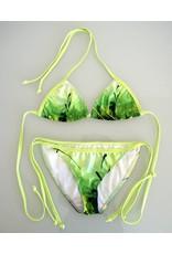 C.Fischer Charmanter Designer Bikini 'Musik beflügelt'
