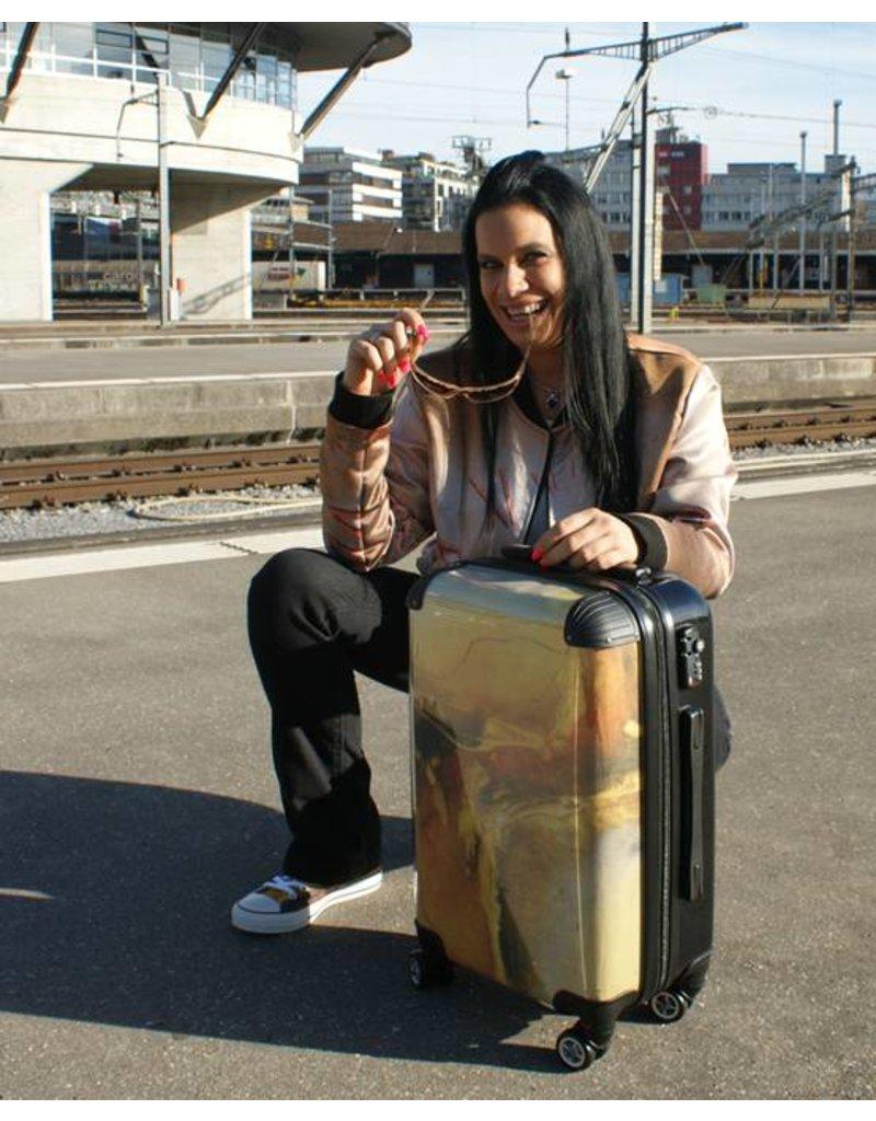 C.Fischer Stilvoller Designer Trolley Claymore 'Perspektive'