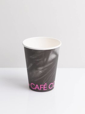 Take Away cups latté 12 oz100 stuks