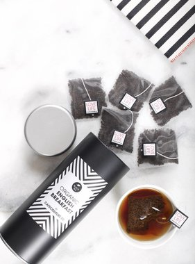 BLACK TEA - ORGANIC ENGLISH BREAKFAST