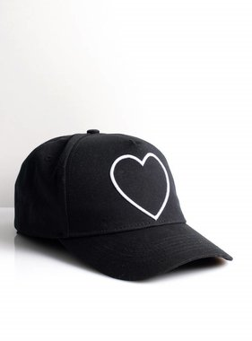 3D EMBROIDED LOVE CAP