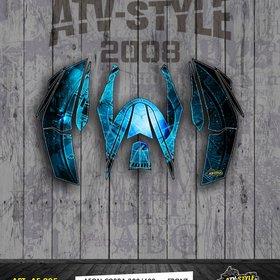 AEON AEON COBRA 300/400 - BLUE ASTRO