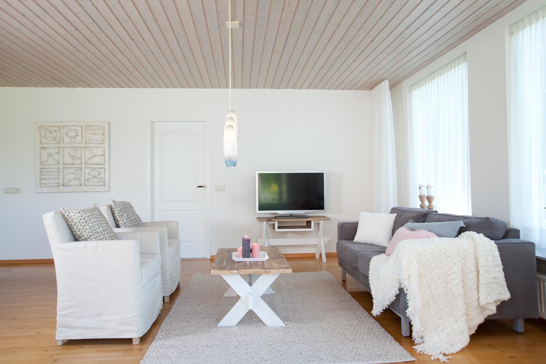 Voorbeeld styling woonkamer for - Woonkamer fotos ...