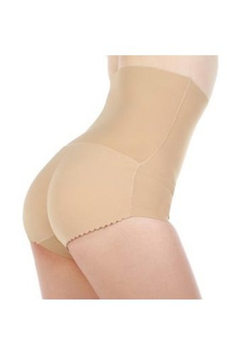 Push up slip met padding / vulling beige (Maat S)