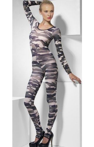 Catsuit Camouflage