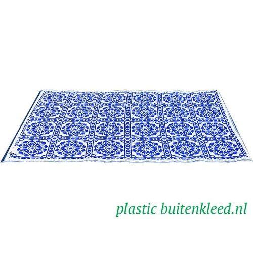 Wonder Rugs Delfs blauw vloerkleed