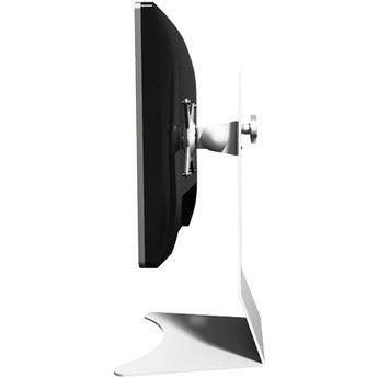 Dataflex Addit monitorstandaard Wit 500